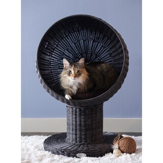 The Refined Feline's Kitty Ball Cat Bed