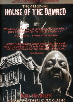 House of the Damned (DVD)