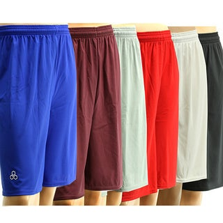 McDavid Men's Loose Fit Athletic Fitness Shorts (More options available)