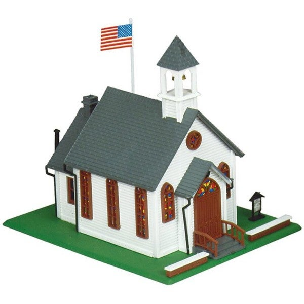 Walther Lifelike HO Scale Town Church