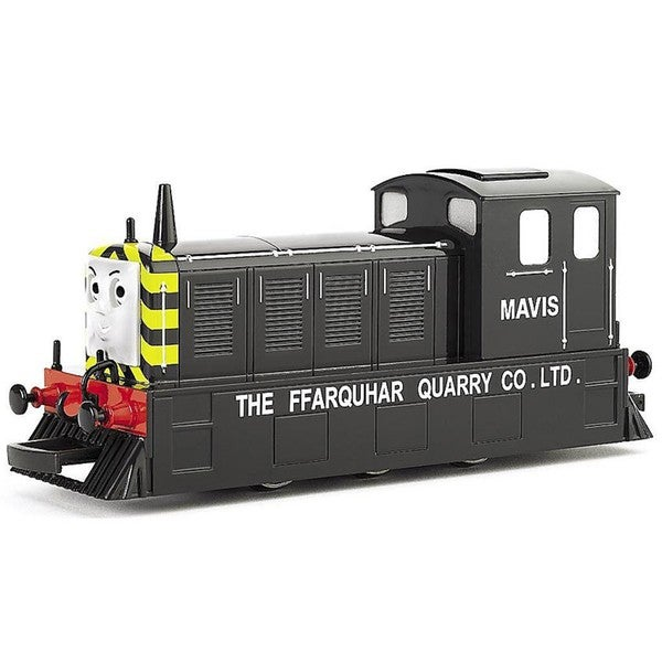 Bachmann HO Scale Thomas and Friends Mavis with Moving Eyes