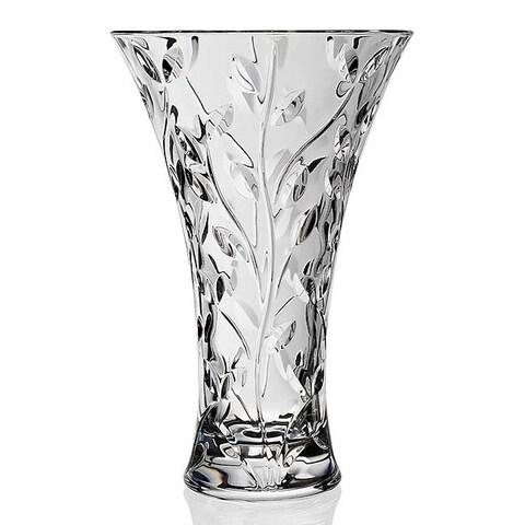 RCR Crystal Laurus Collection Vase