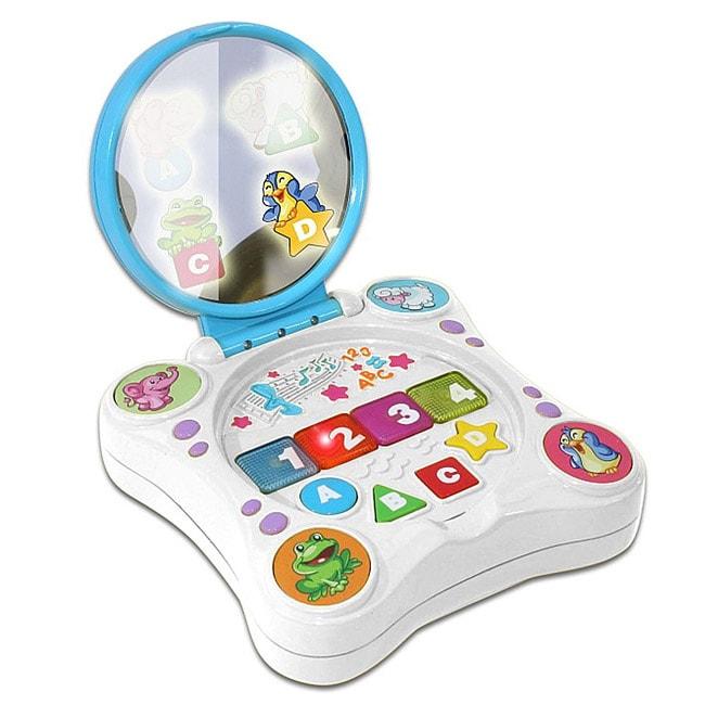 Kidz Delight Magic Mirror Laptop Educational Toy
