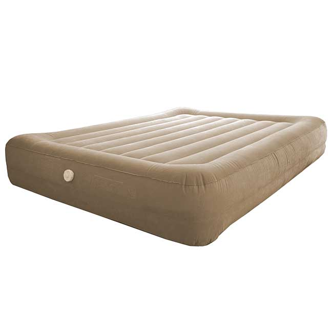 Aerobed Ecolite 14-inch Elevated Queen-size Airbed