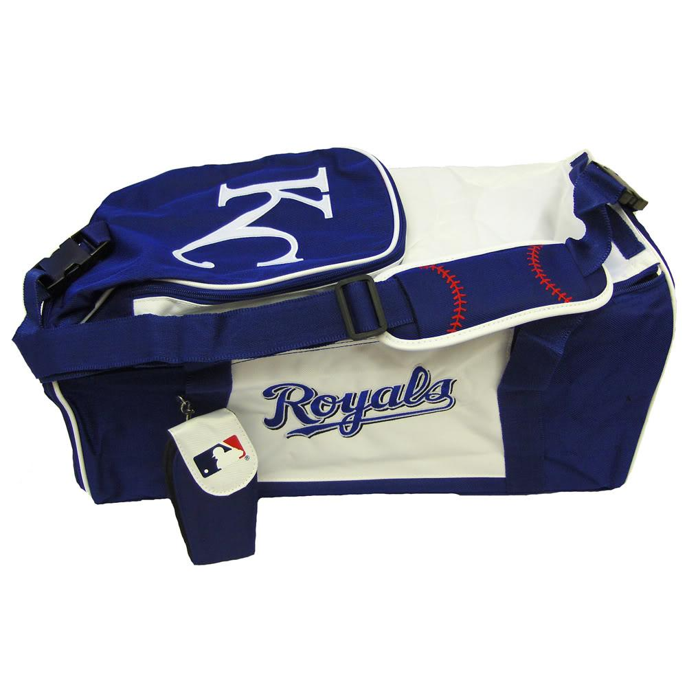 Kansas City Royals MLB 20-inch Duffel Bag