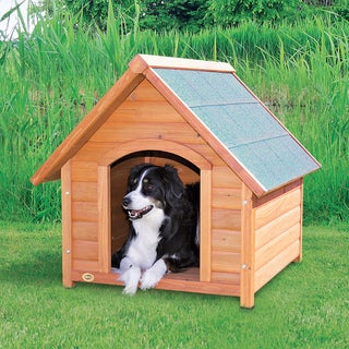 TRIXIE Medium Log Cabin Dog House