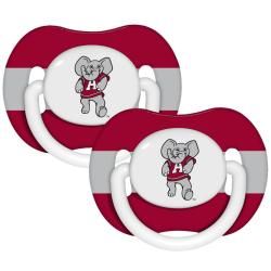 Alabama Crimson Tide Pacifiers (Pack of 2) - Thumbnail 0