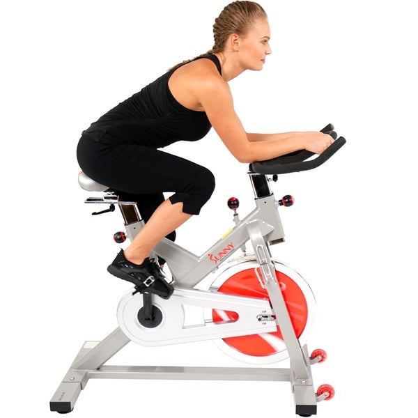 Sunny Health and Fitness SF-B1110S Indoor Cycling Bike
