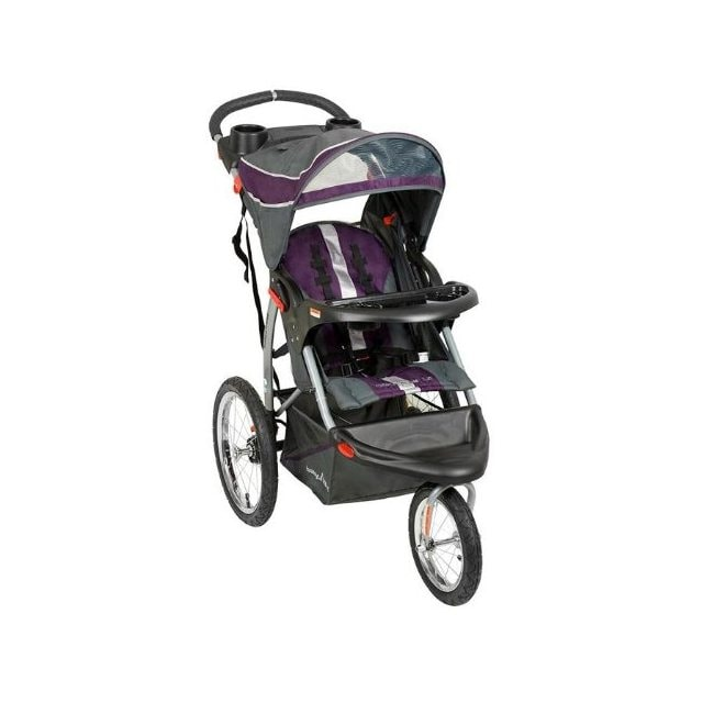 Baby Trend Expedition LX Jogging Stroller in Elixer