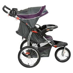 Baby Trend Expedition LX Jogging Stroller in Elixer - Thumbnail 1