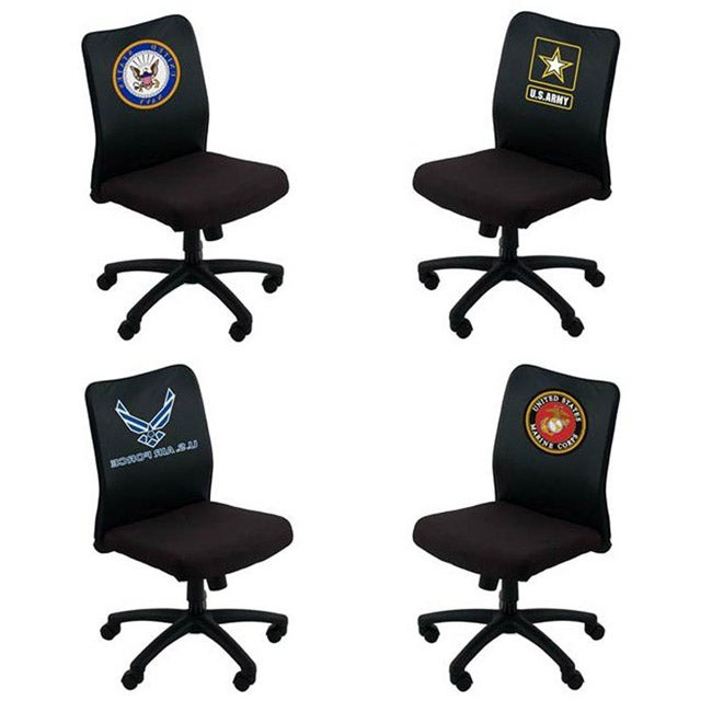 Boss Military Logo Chairs