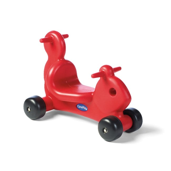 CarePlay Red Squirrel Critter Ride-on