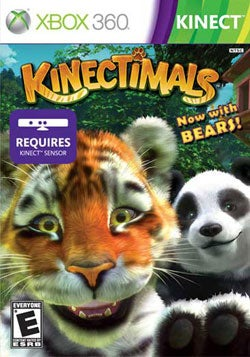 Xbox 360 - Kinectimals with Bears