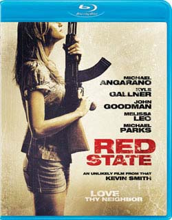 Red State (Blu-ray Disc)