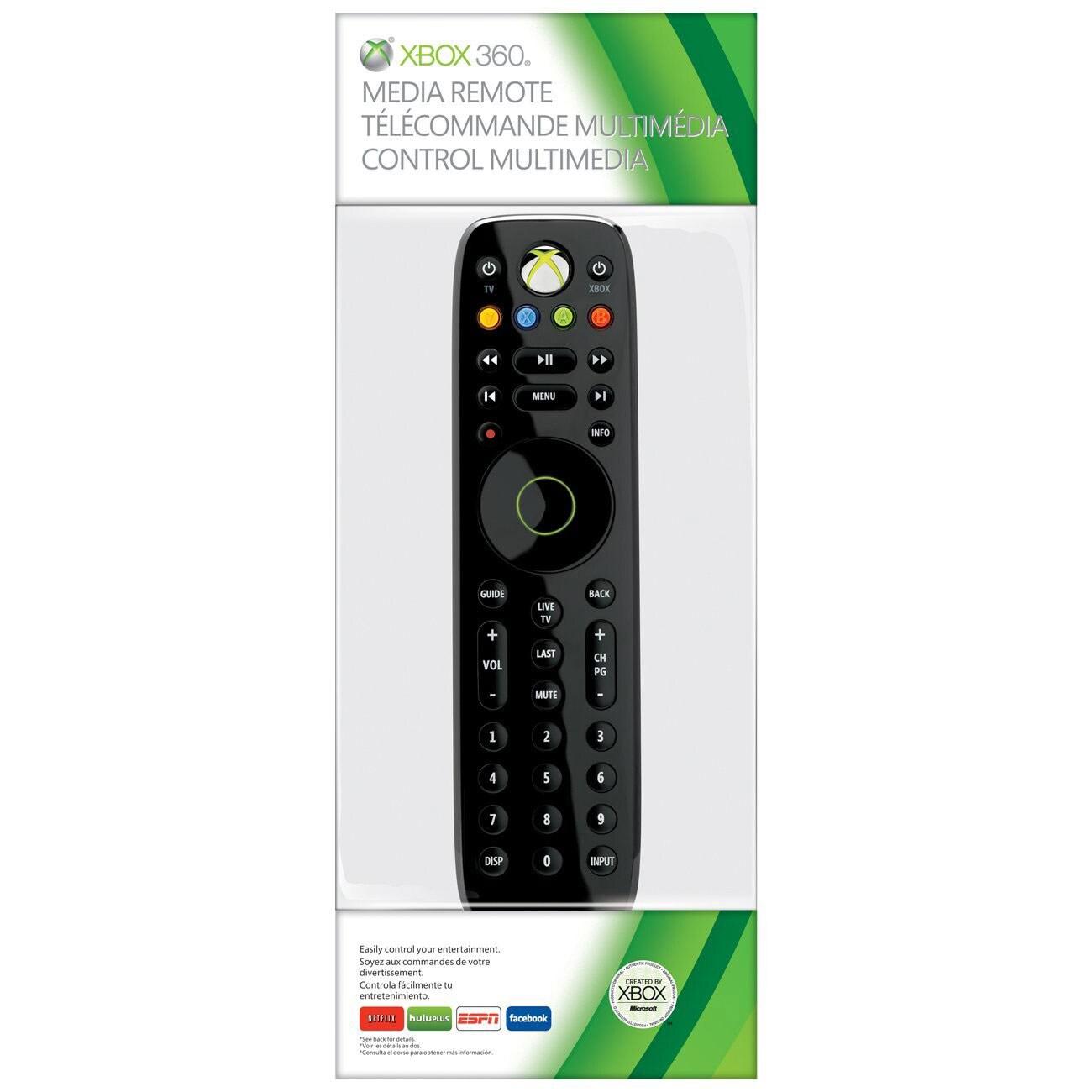 Xbox 360 - Media Remote