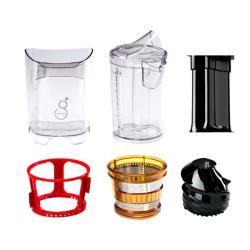 Kuvings NS-850 Chrome and Black Silent Juicer - Thumbnail 2