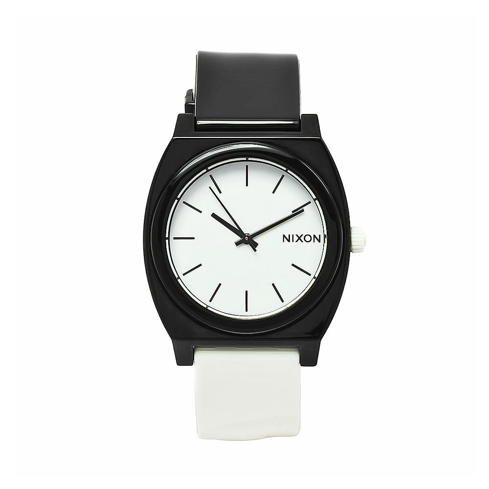 Nixon Men's Time Teller Silicone Watch