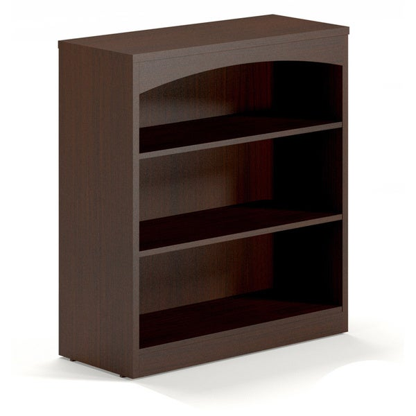 Mayline Brighton Series 3-shelf Bookcase