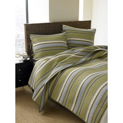 Stone Cottage Fresno 3-piece Full/ Queen-size Quilt Set