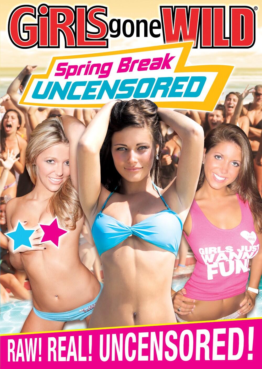 Girls Gone Wild: Spring Break Uncensored (DVD)