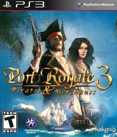 PS3 - Port Royale 3