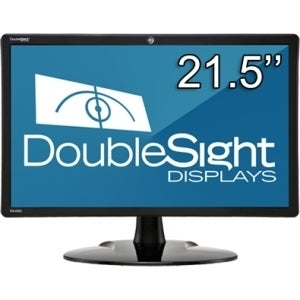 "DoubleSight Displays DS-220C 21.5"" LED LCD Monitor - 16:9 - 5ms - Web"