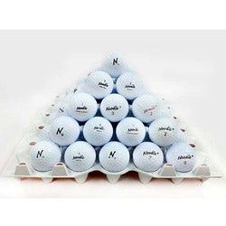 Maxfli Noodle Mixed Model Golf Balls (Pack of 36) (Recycled)