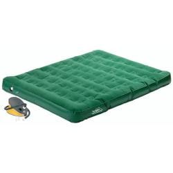 Texport Deluxe Air Bed with High-volume Bellows Foot Pump
