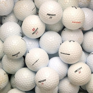 Precept Mixed Model Golf Balls (Pack of 36) (Recycled)