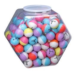 Nitro Eclipse Multi-colored Golf Balls (Pack of 120)