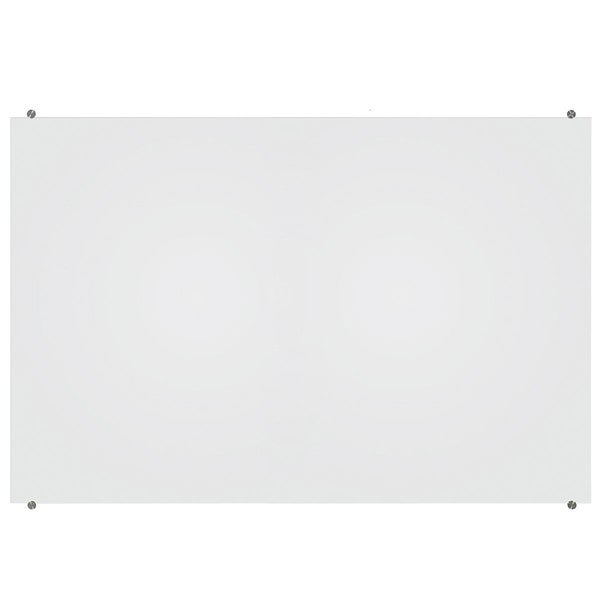 Best-Rite Visionary 2x3-ft Magnetic Glass Dry Erase Board - Free ...