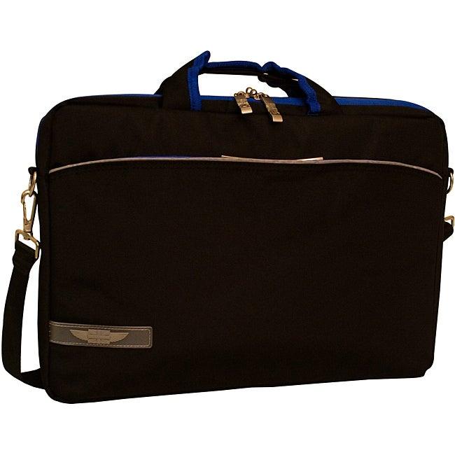 Alistair McCool E2 London 15-inch Laptop Briefcase