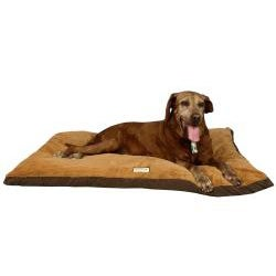 Armarkat 39-inch Brown Pet Bed - Thumbnail 1