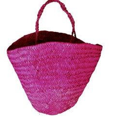 Handmade Raffia Tote Bag (Ethiopia)