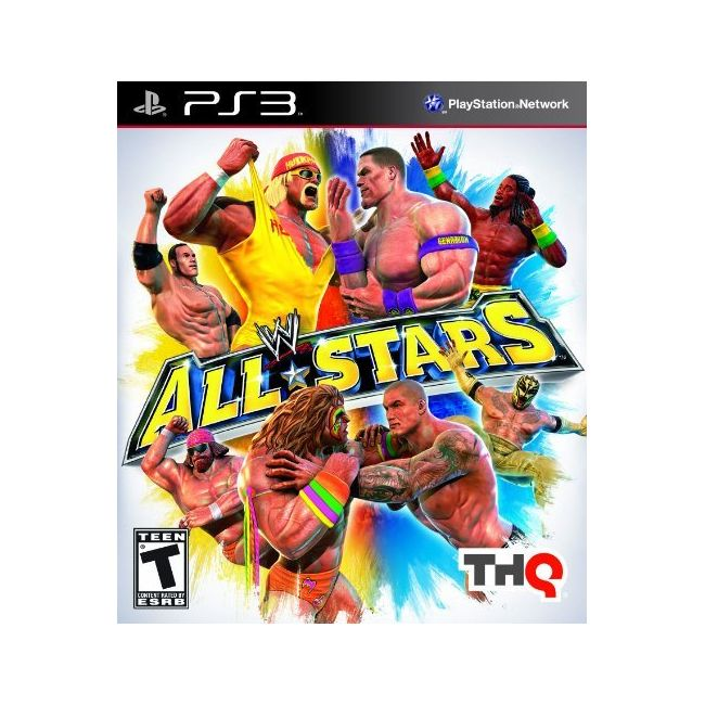 PS3 - WWE All Stars (Pre-Played)