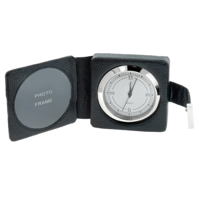 Travel Picture Frame Alarm Clock - Thumbnail 0