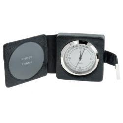 Travel Picture Frame Alarm Clock