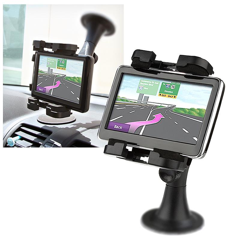INSTEN Universal Vacuum-base Windshield GPS/Holder for Apple iPhone 4S/ 5S/ 6 - Thumbnail 0