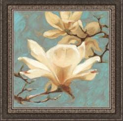 Diane Hoeptner 'Magnolia I' Framed Print Art