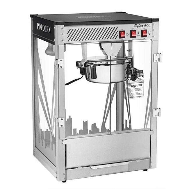 Great Northern Popcorn 6200 Skyline Popcorn Machine-8oz. Kettle Popper