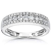 Bands VVS1-VVS2 Diamond Rings