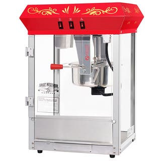 Great Northern Popcorn GNP-850 All Star Red Countertop Popcorn Machine|https://ak1.ostkcdn.com/images/products/6148571/P13808168.jpg?impolicy=medium