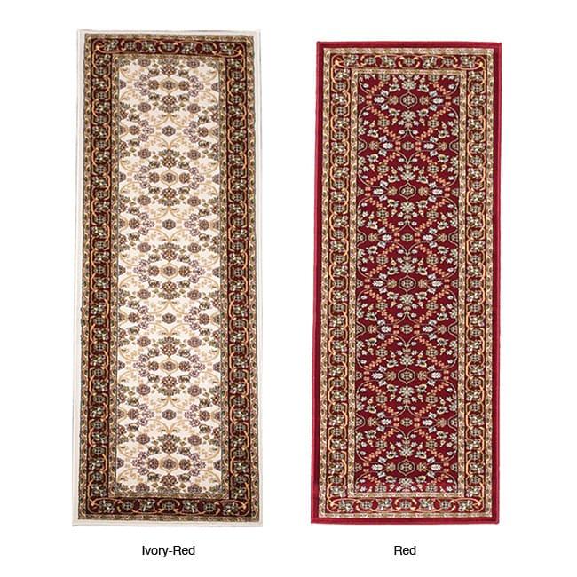 Anoosha Isfahan Runner Rug (2'2 x 11')