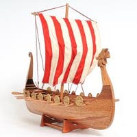 Old Modern Handicrafts Drakkar Viking Model