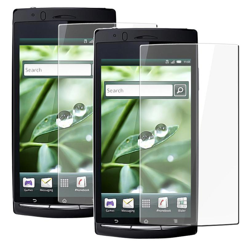 Screen Protector for Sony Ericsson Xperia Arc X12 (Pack of 2)