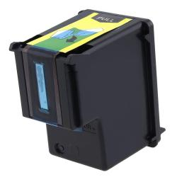 Insten Black Remanufactured Ink Cartridge Replacement for HP CB335WN/ 74 - Thumbnail 1