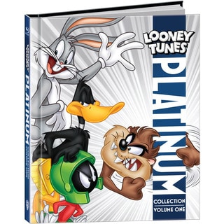 Looney Tunes: The Platinum Collection Volume 1 DigiBook (Blu-ray Disc)