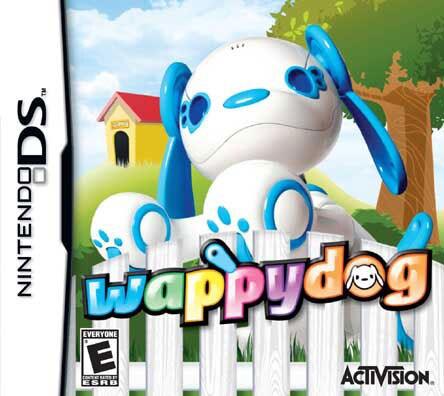 Nintendo DS - Wappy Dog w/toy