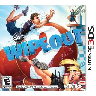 Nintendo 3DS - Wipeout 2
