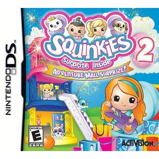 Nintendo DS - Squinkies 2